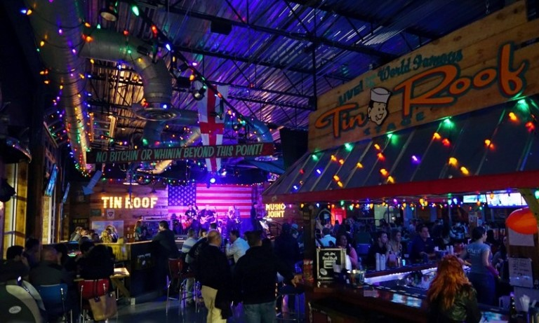 Live Music Nightly at Tin Roof Orlando