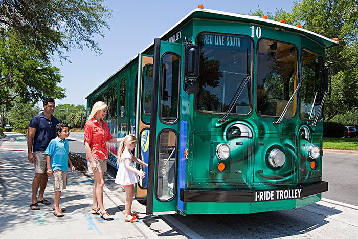 I-RIDE Trolley service
