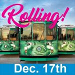 The I-Ride Trolley is back!