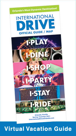 International Drive Official Visitors Guide