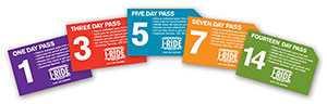 I-Ride Trolley Passes